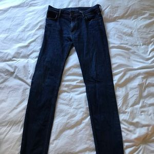 Acne Studios North jeans (raw, W31)